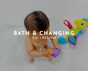 Bath and Changing Bubs